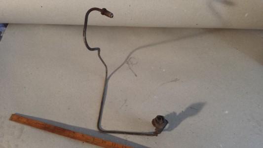 Brake pipe 8