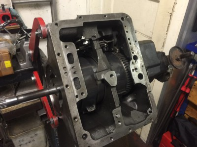 E Type Automatic gear box BW 8