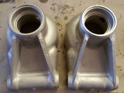 Correct rear hub carriers for 66 and 67 car